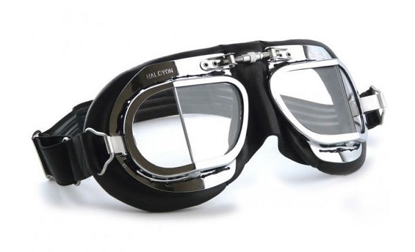 Halcyon MK49 Motorcycle Goggles