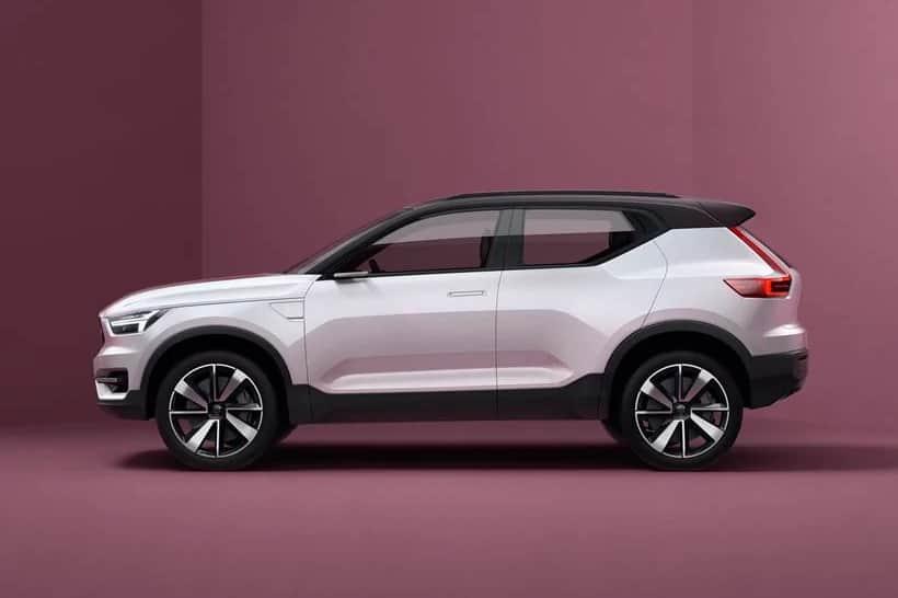Volvo Concept 40.1