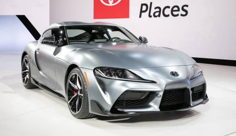2021 Toyota 86 Front