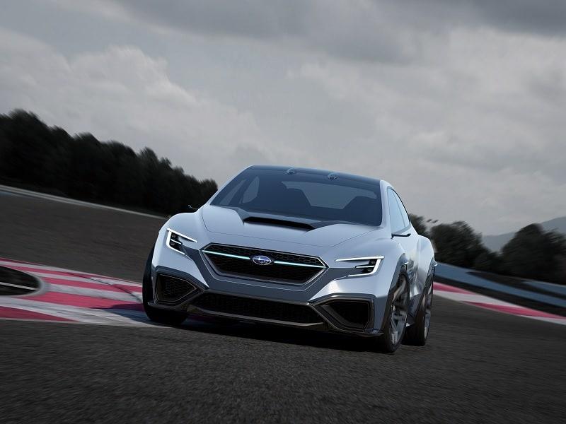 2021 Subaru Concept