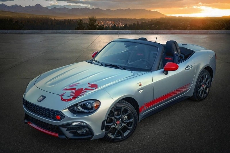Fiat 124 Spider won't live to see MY 2021