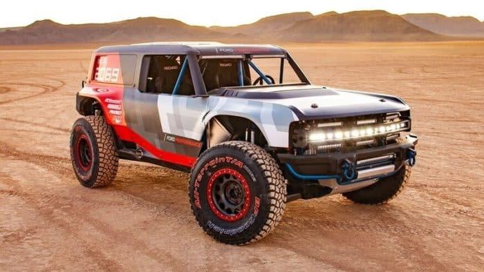 Ford Bronco R Baja 1000 prototype