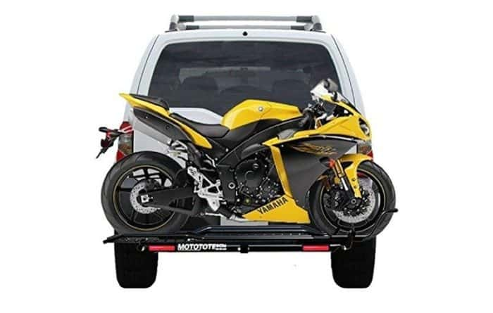 MOTOTOTE Sport Bike Motorcycle Carrier Hitch