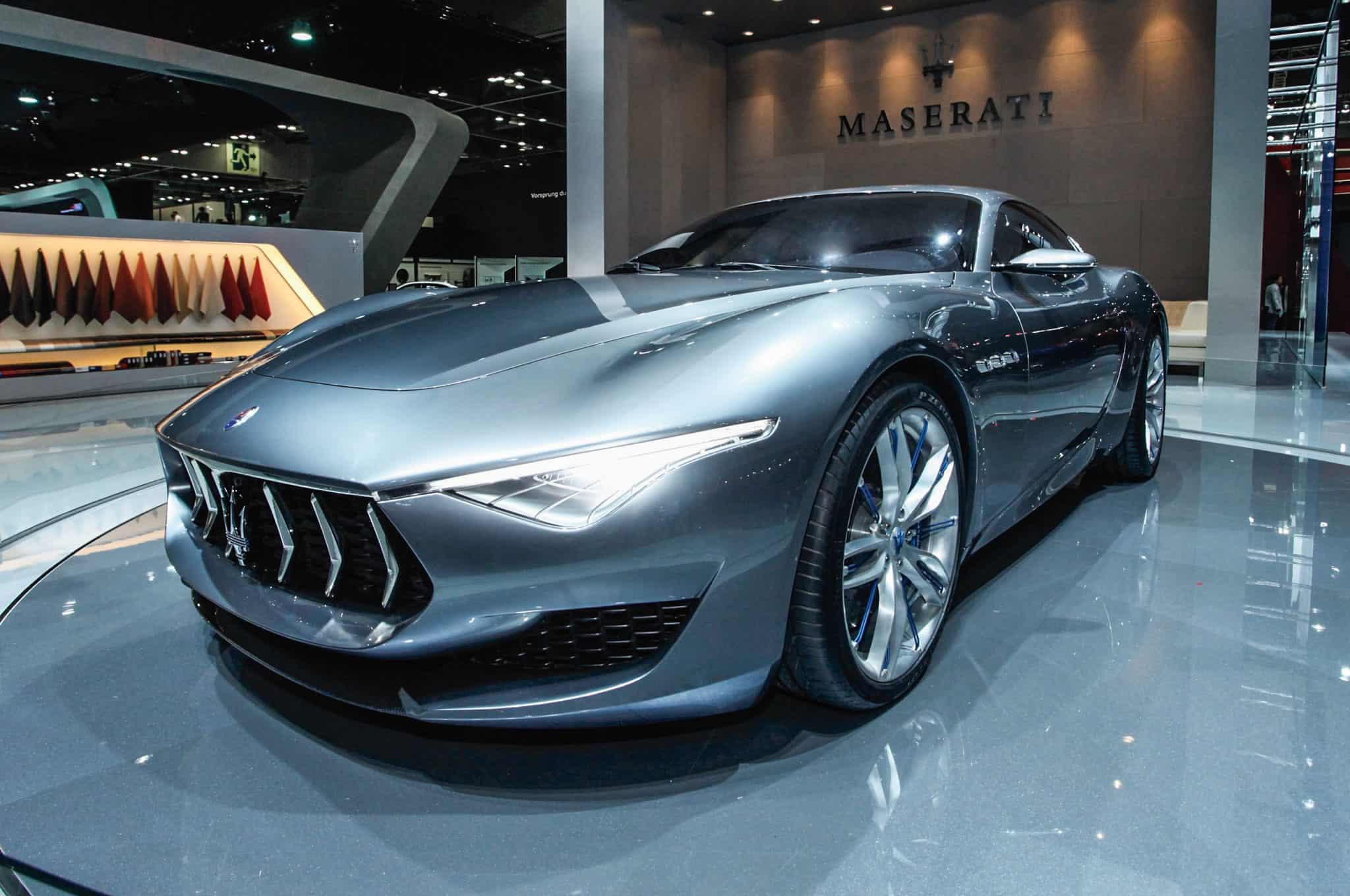 Preisgestaltung 2021 Maserati Alfieris