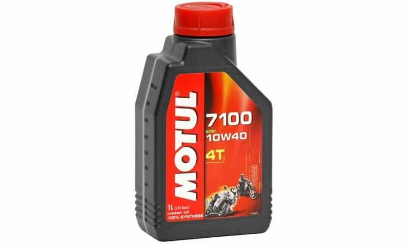 Motul 7100 Motorcycle Oil