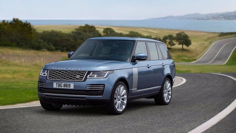 2020 Land Rover Range Rover P400e