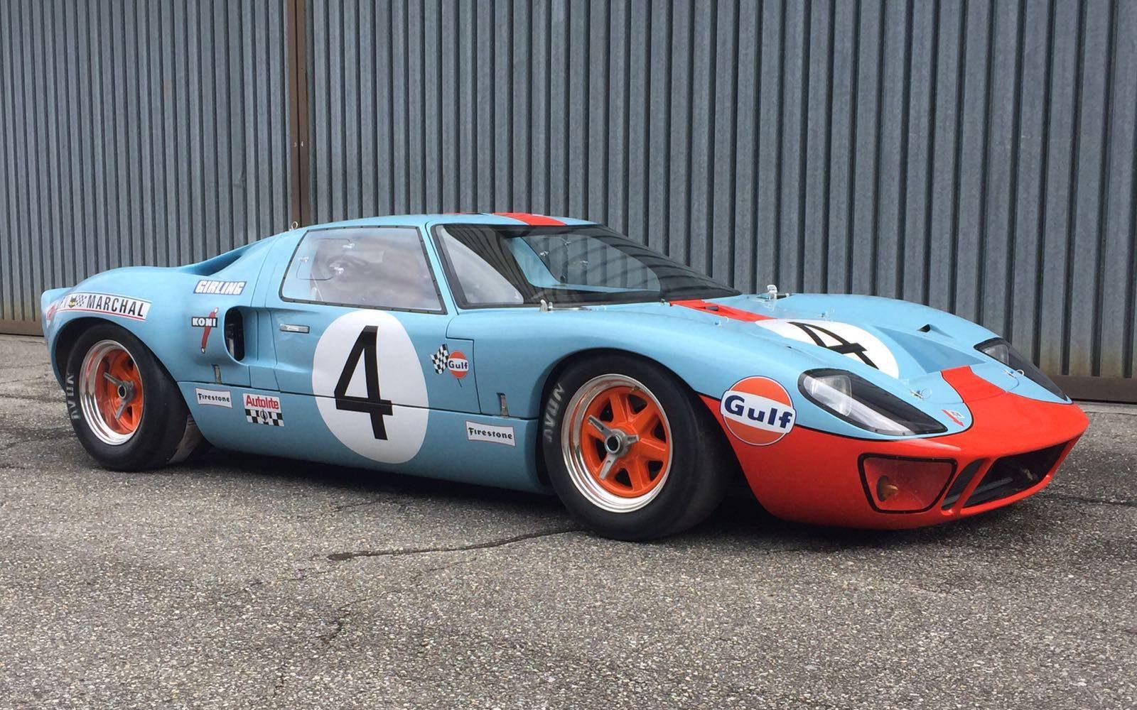 best kit cars - Tornado Sports Cars GT40