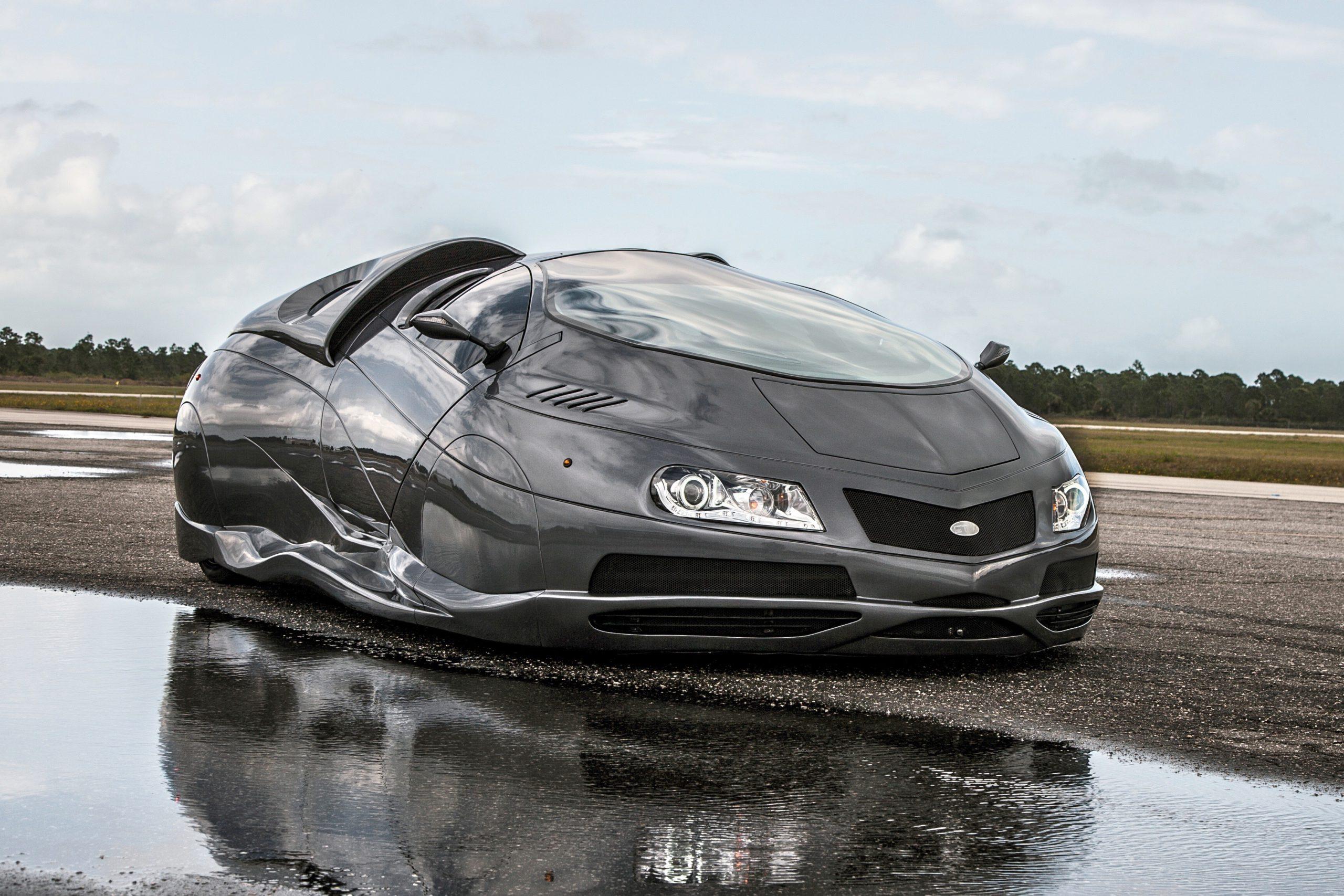 kit cars Vetter ETV