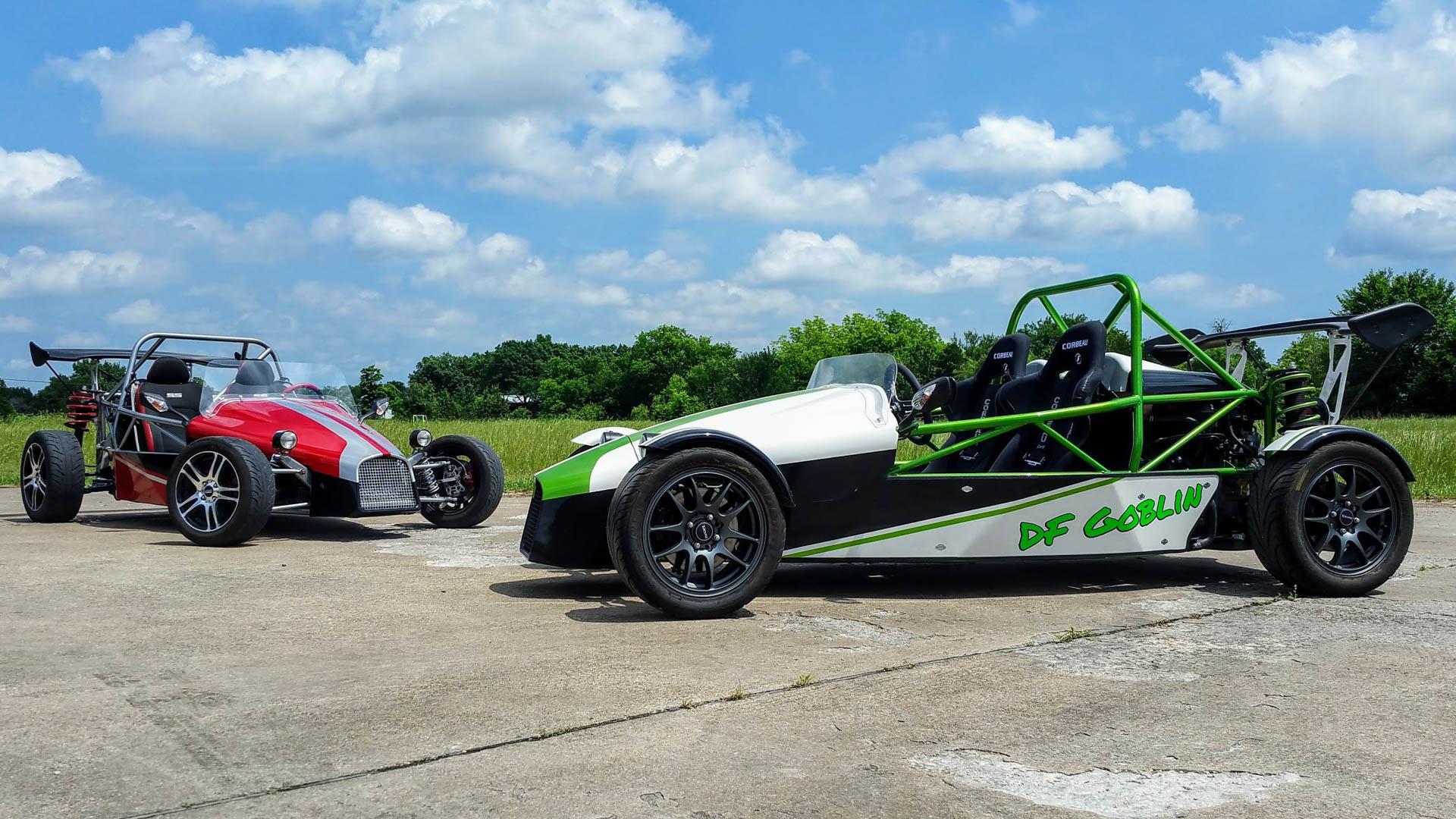 kit cars - DF Goblin