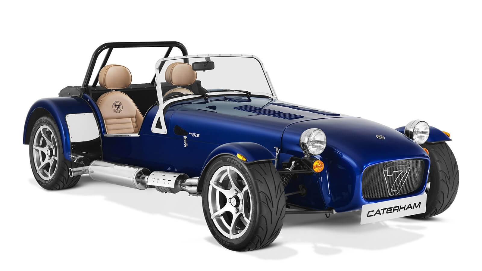 Kit cars - Caterham Seven 270