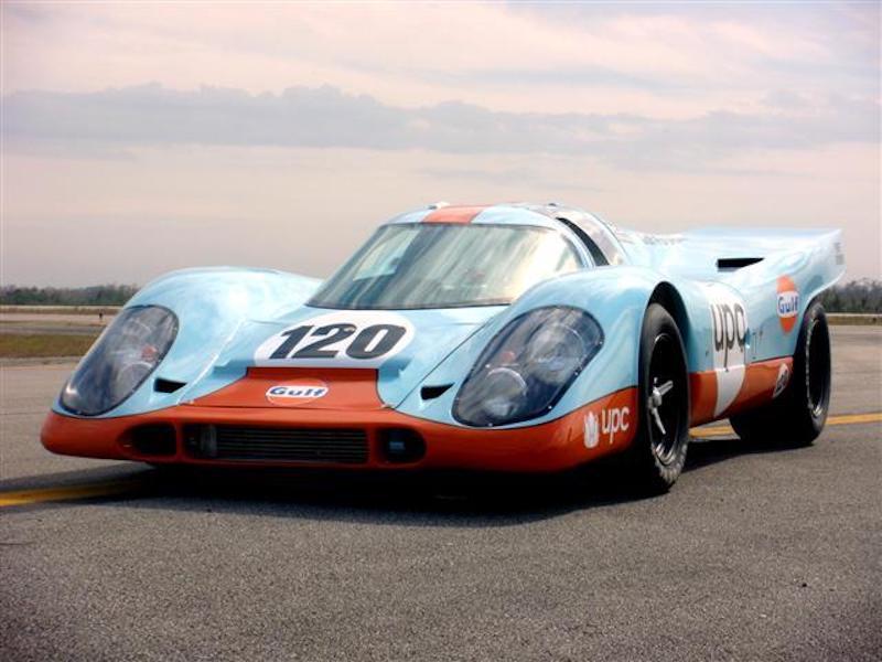 kit cars - RCR 917