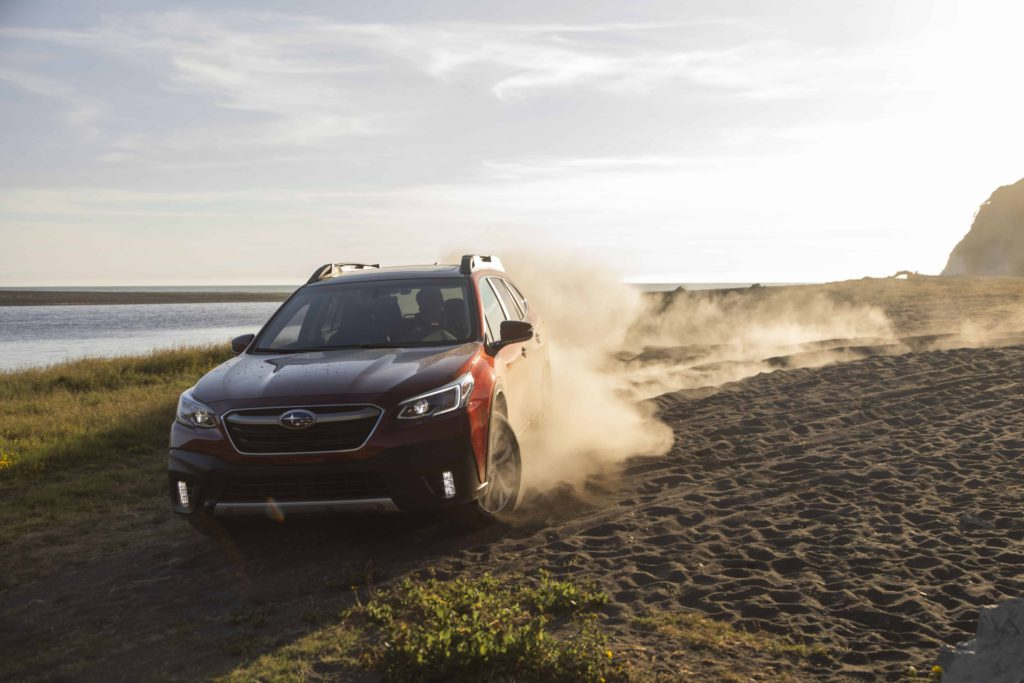The Subaru Outback is one of the most capable AWD vehicles