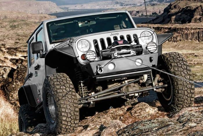 How To Choose A Winch For Your 4x4