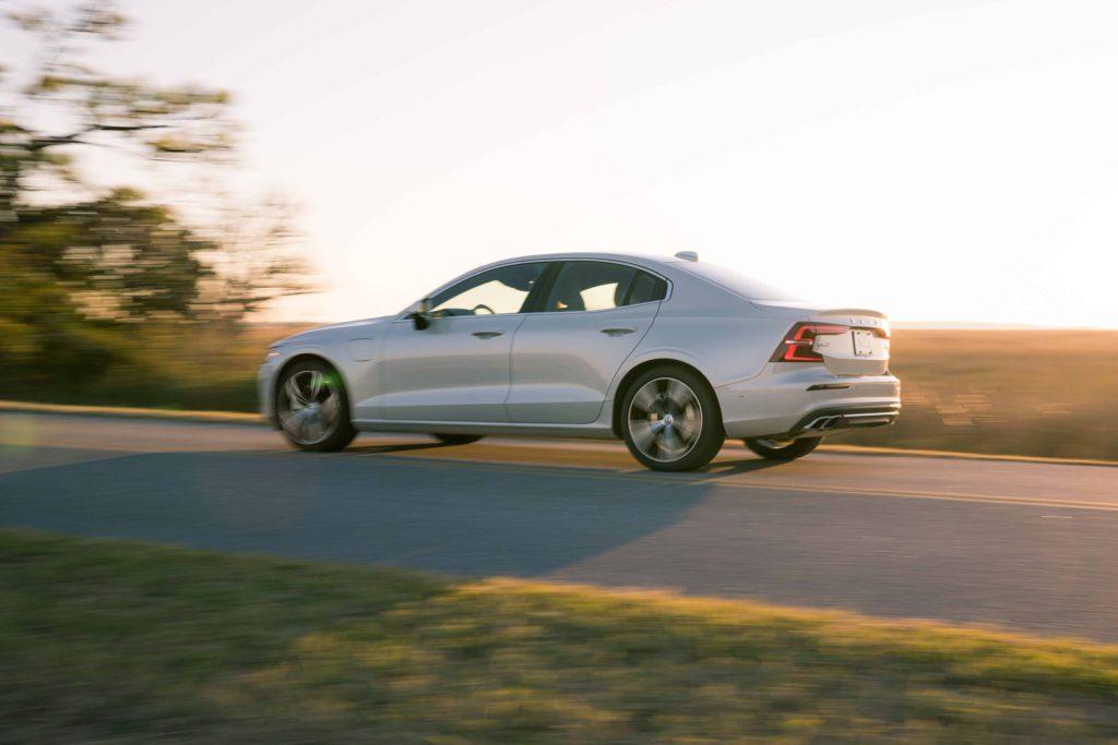 Volvo Speed Limit 112 MPH