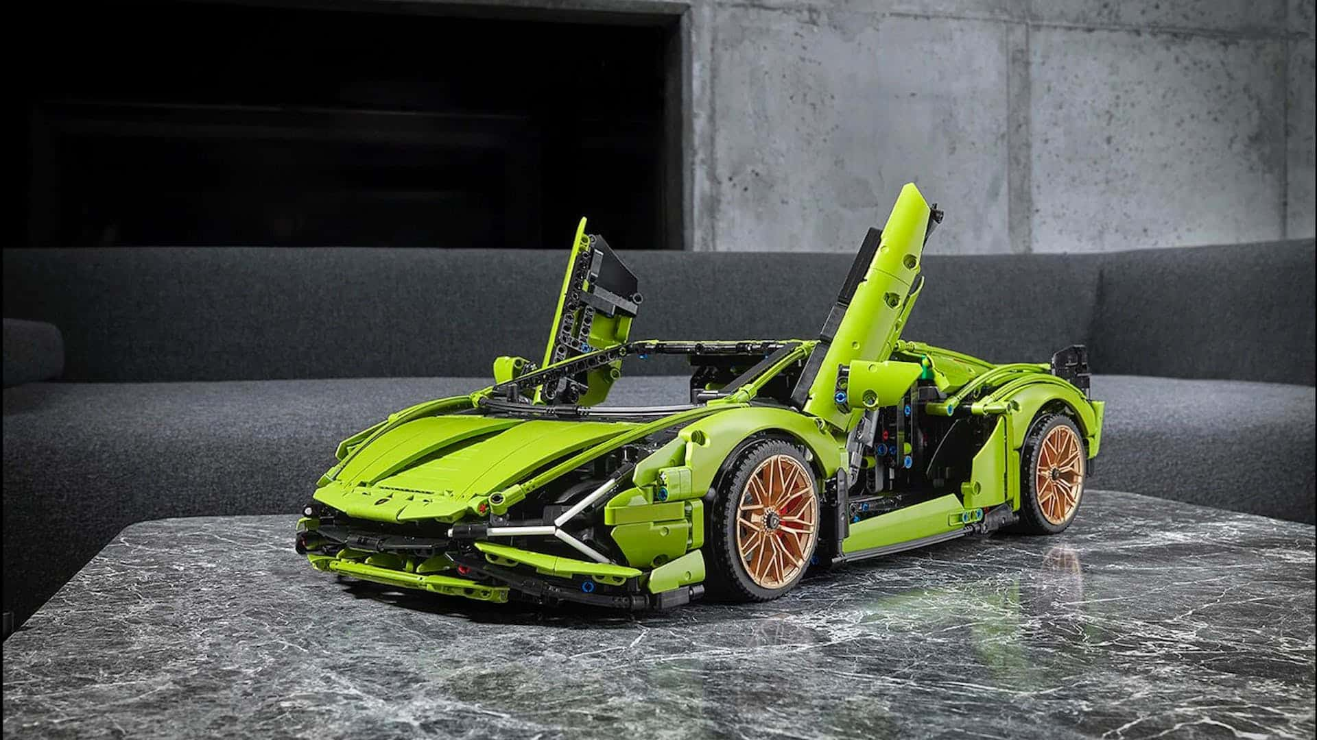 car lego set Lamborghini
