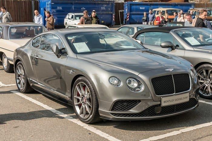 british automotive industry bentley continental gt