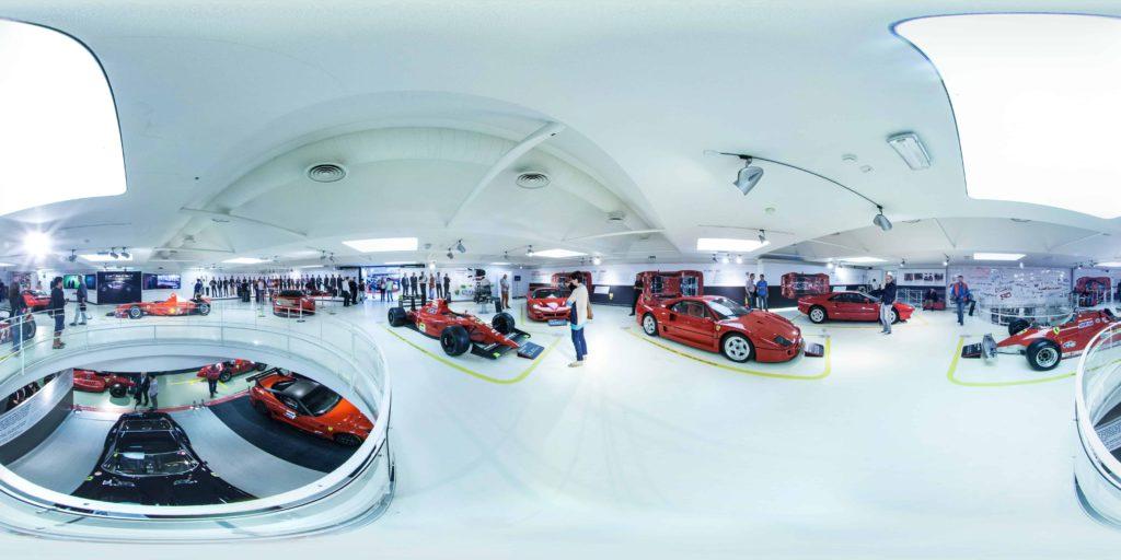 Virtual Car Museum