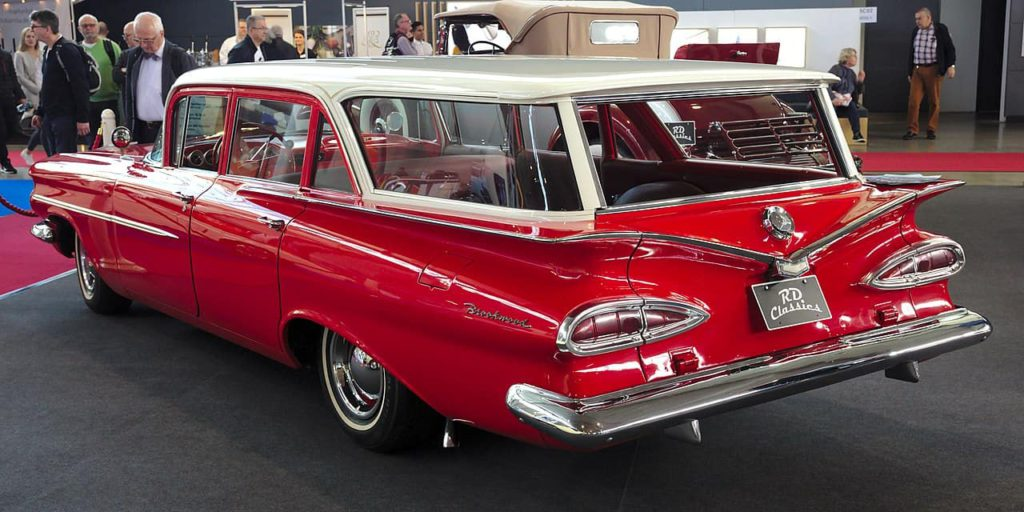 best station wagons of all time chevrolet biscayne
