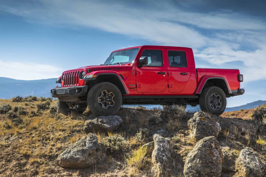 2021 Jeep Gladiator EcoDiesel Rubicon