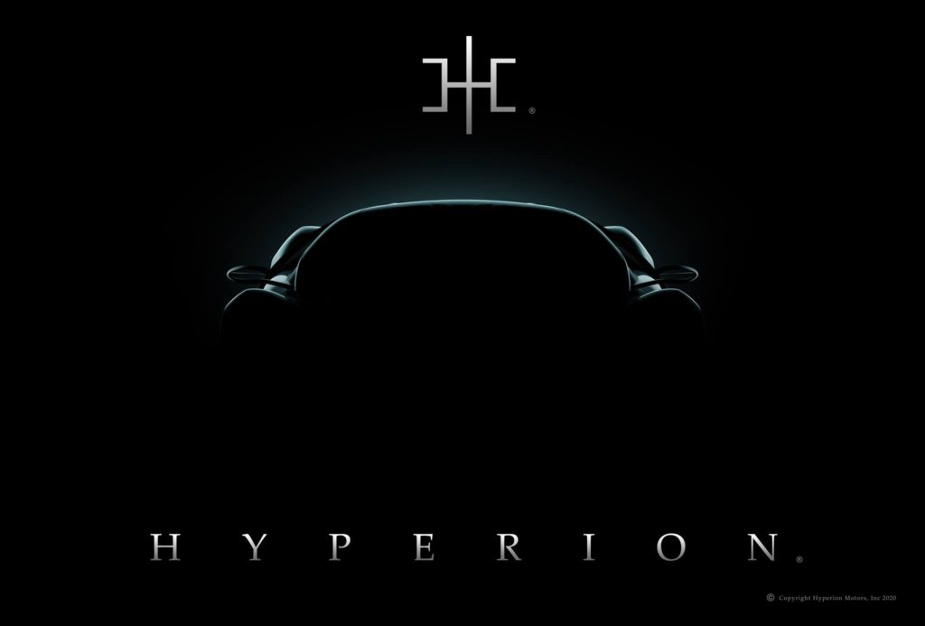 Hyperion July 2020 Supercar teaser