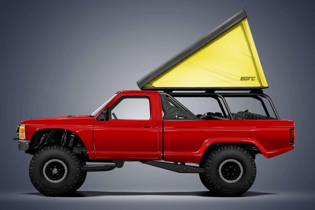 GFC Race Truck with SuperLite 50 RTT