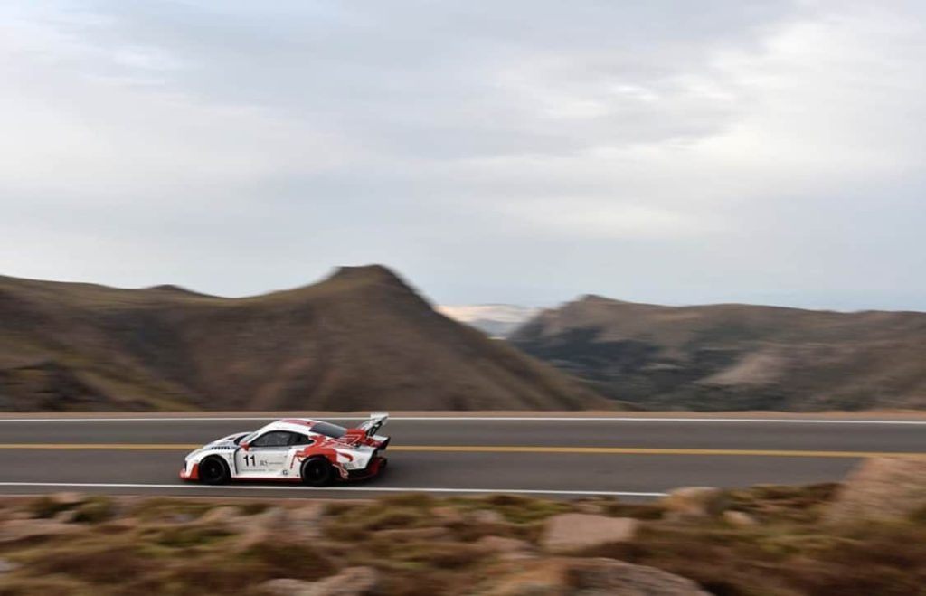 Jeff Zwart Pikes Peak International Hill Climb