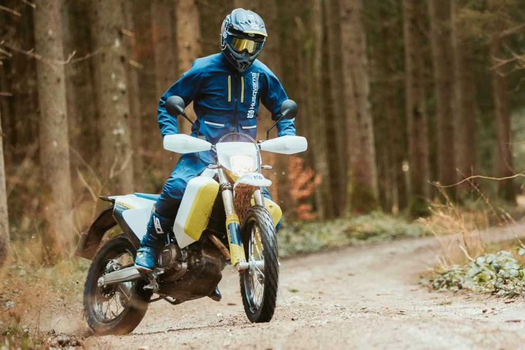Husqvarna 701 Enduro LR In Action