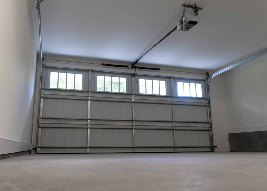 How to Lubricate a Garage Door