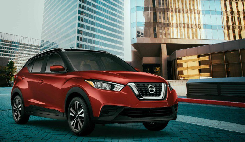 2020 Nissan Kicks SV cheapest new suv 2020