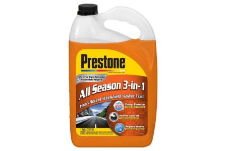 best windshielf washer fluids
