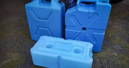 LifeSaver, Wavian, Waterbrick containers