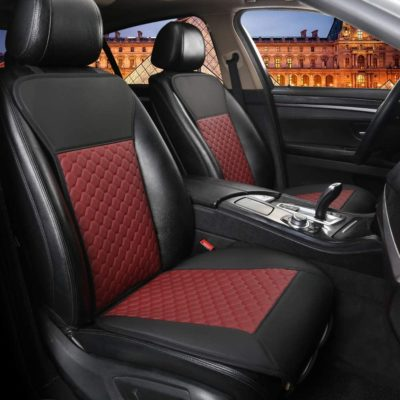 Black Panther Luxury Car Seat Covers