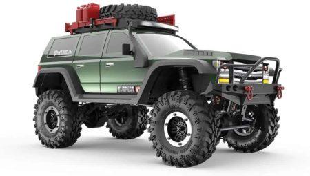 Redcat Racing Everest Gen7 Pro 4WD Rock Crawler