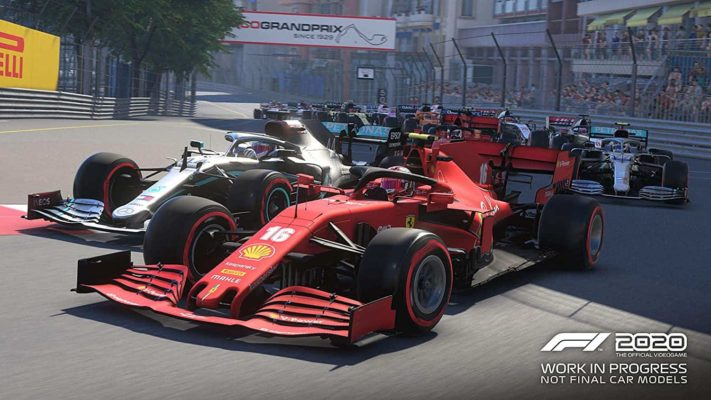 F1 2020 for PS4