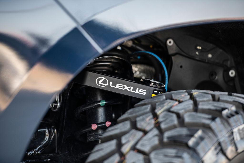 Lexus LX570 Icon Vehicle Dynamics Suspension