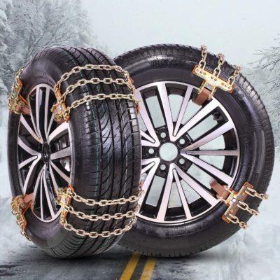 fun driving tire chains