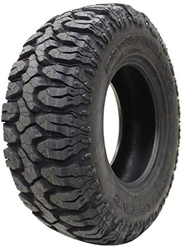 mud-terrain radial tires