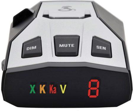 laser radar detector