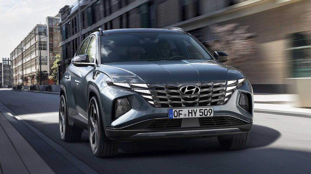 2022 Hyundai Tuscon
