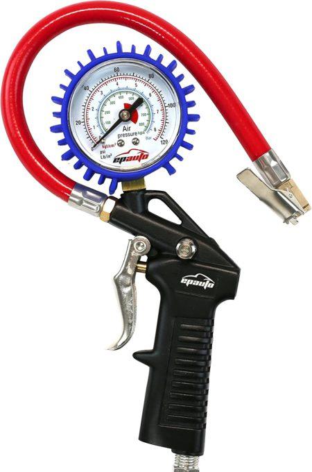EP Auto tire inflator gauge