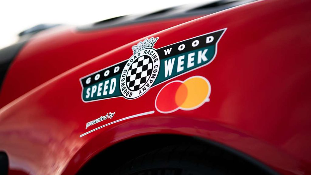 2020 goodwood festival of speed