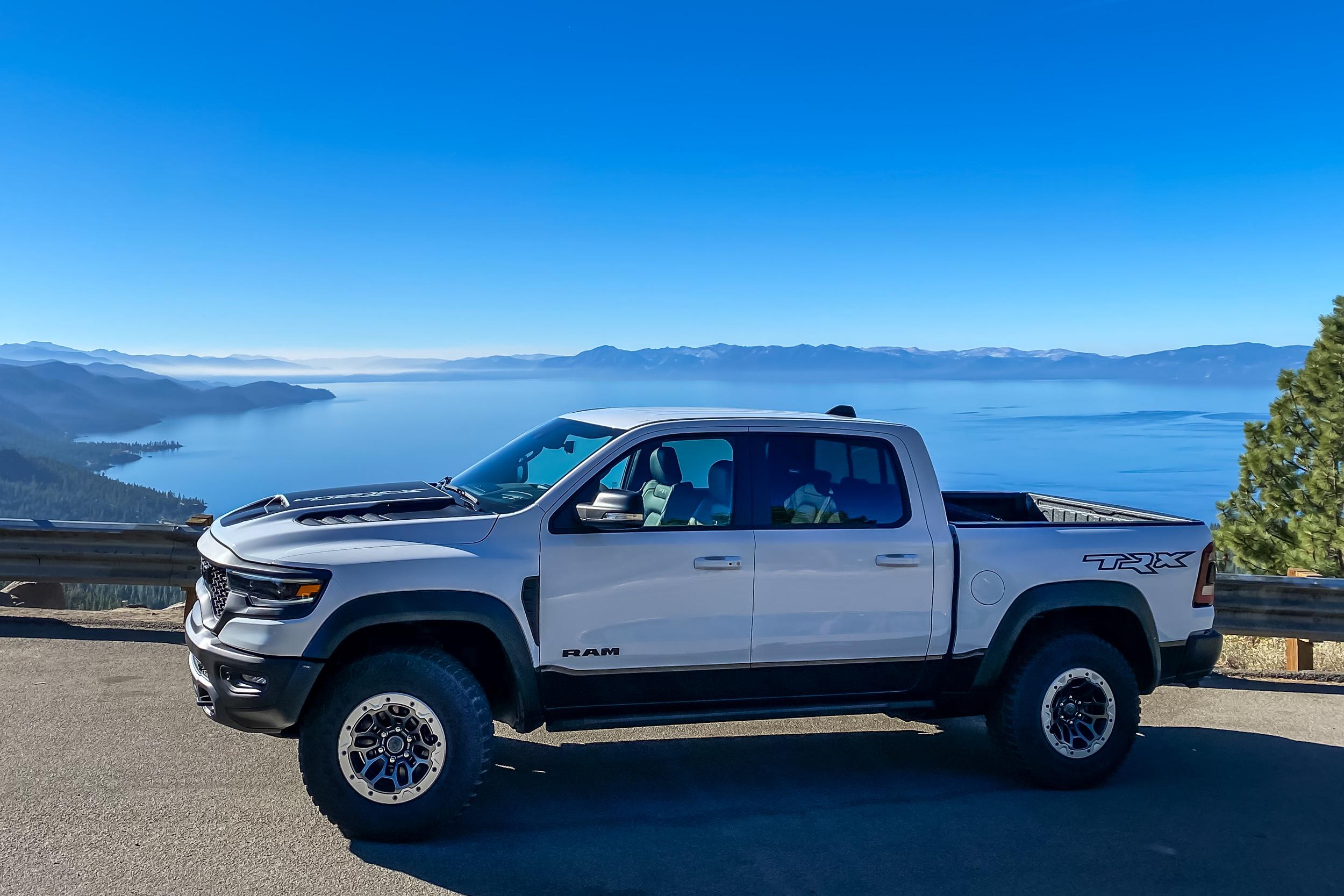 2021 RAM 1500 TRX Lake Tahoe