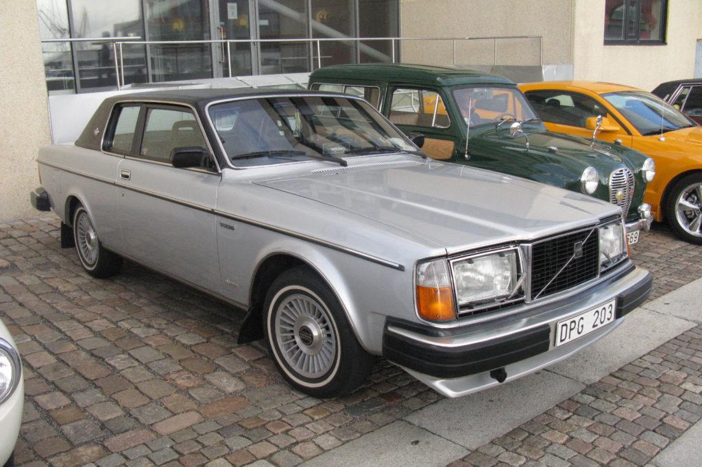 Volvo 262C & 780