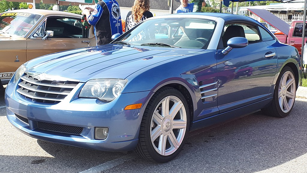 Joint-Venture Vehicles: Chrysler Crossfire