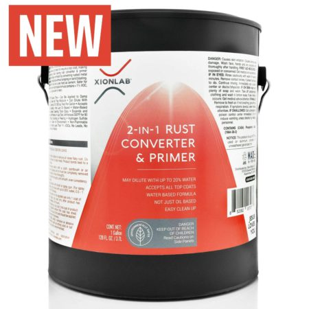 rust converter and metal primer