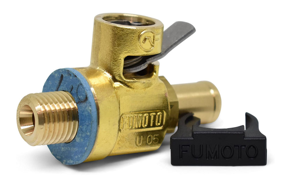valve with nylon