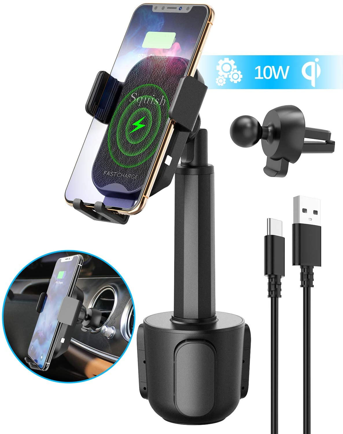 best wireless car chargers