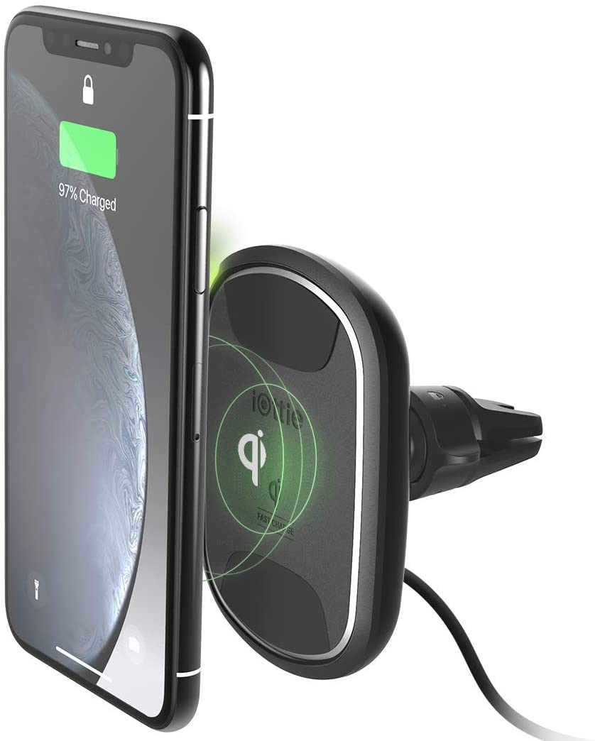 best wireless magnetic car charger