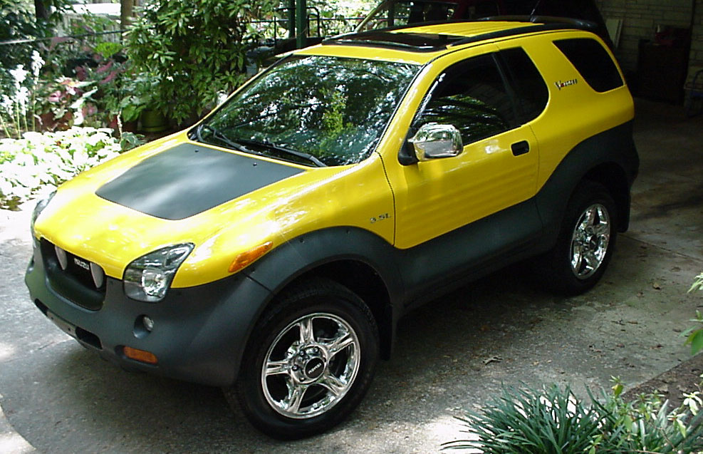 Isuzu VehiCROSS 2-door suv