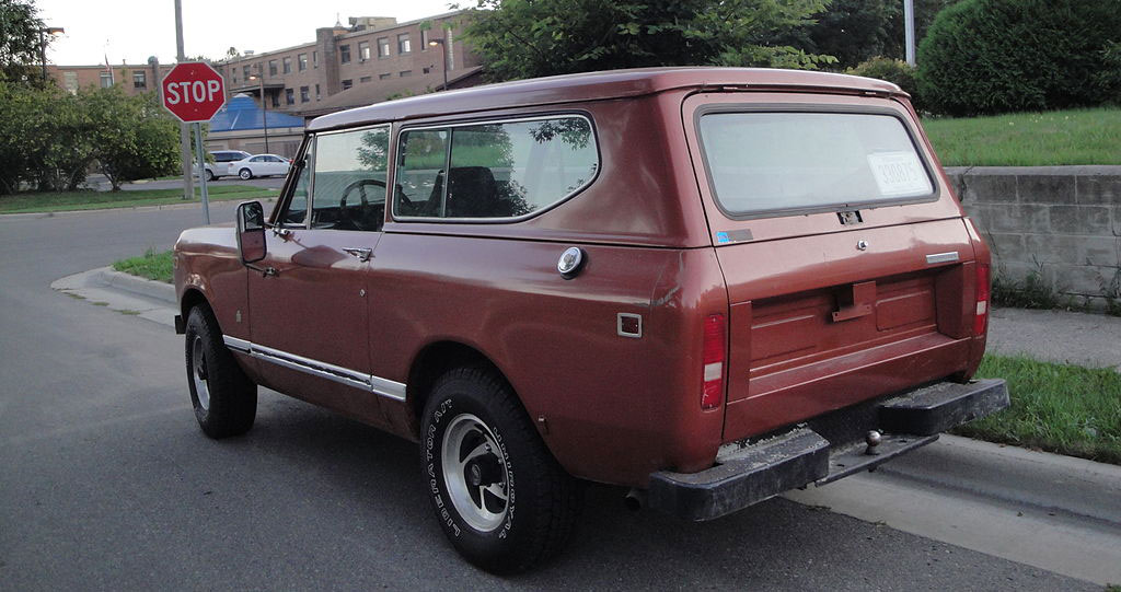 International Harvester Scout 2-Door SUV